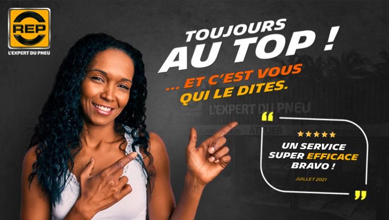 Campagne Août 2021 satisfaction client