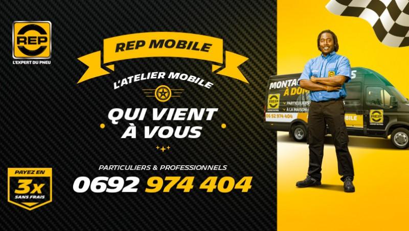 REP mobile
